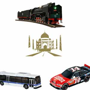 Agra same day tour by car, bus or train