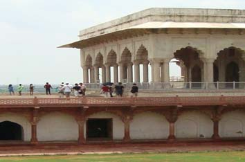 Agra fort red fort agra entry fees timings for Diwan i khas agra fort