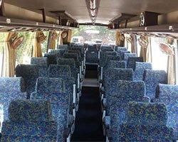 AC Bus Seats