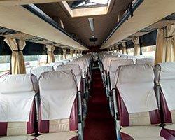 Multi Axle Luxurious seats