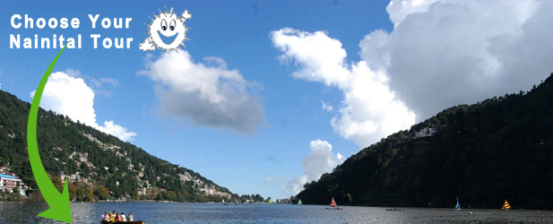 Nainital Tours from Delhi