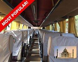 Volvo-bus seats