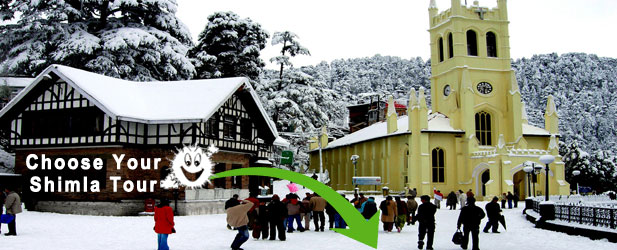 Shimla Tours from Delhi