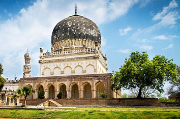 Qutb-Shahi-Tomb