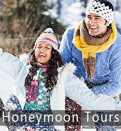 honeymoon-tours from Delhi