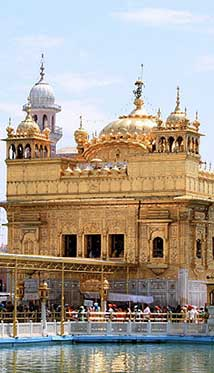 Golden Temple most popular package