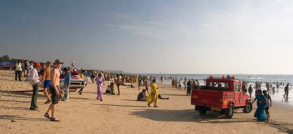 At-Calangute-Beach